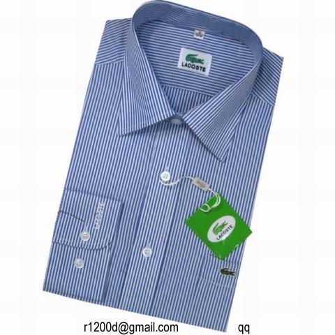 d139f4e6a77 Découvrez tous les styles de acheter chemise lacoste pas cher pour hommes