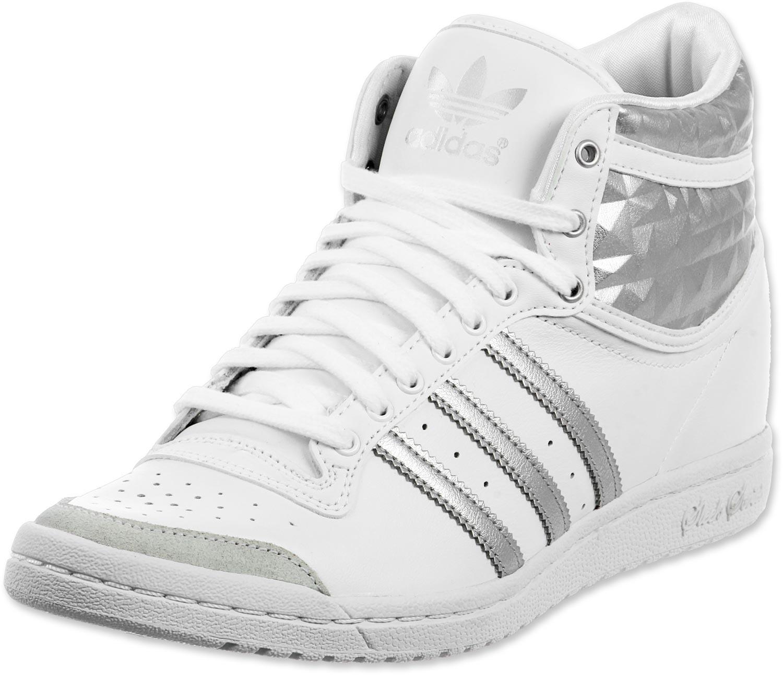 Acheter adidas femme top ten hi sleek pas cher 0e486d87b9b9