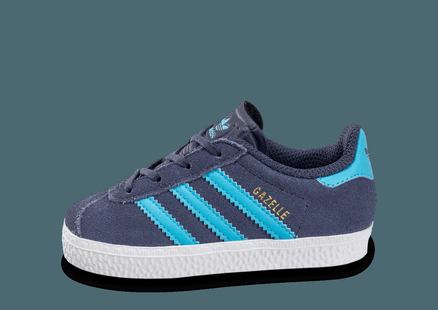 adidas gazelle bleu noir