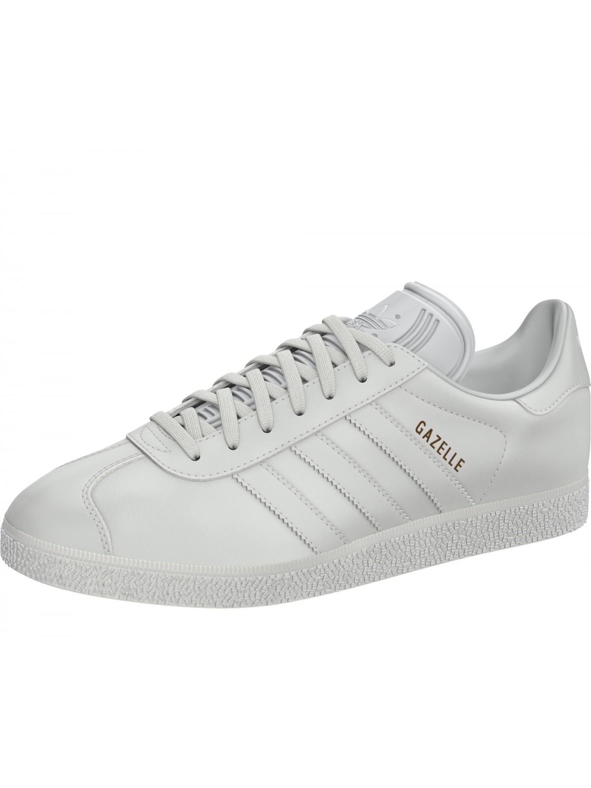 Acheter adidas gazelle cuir blanc pas cher