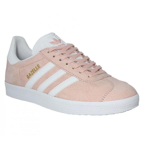 adidas Gazelle W rose Chaussures adidas Chausport