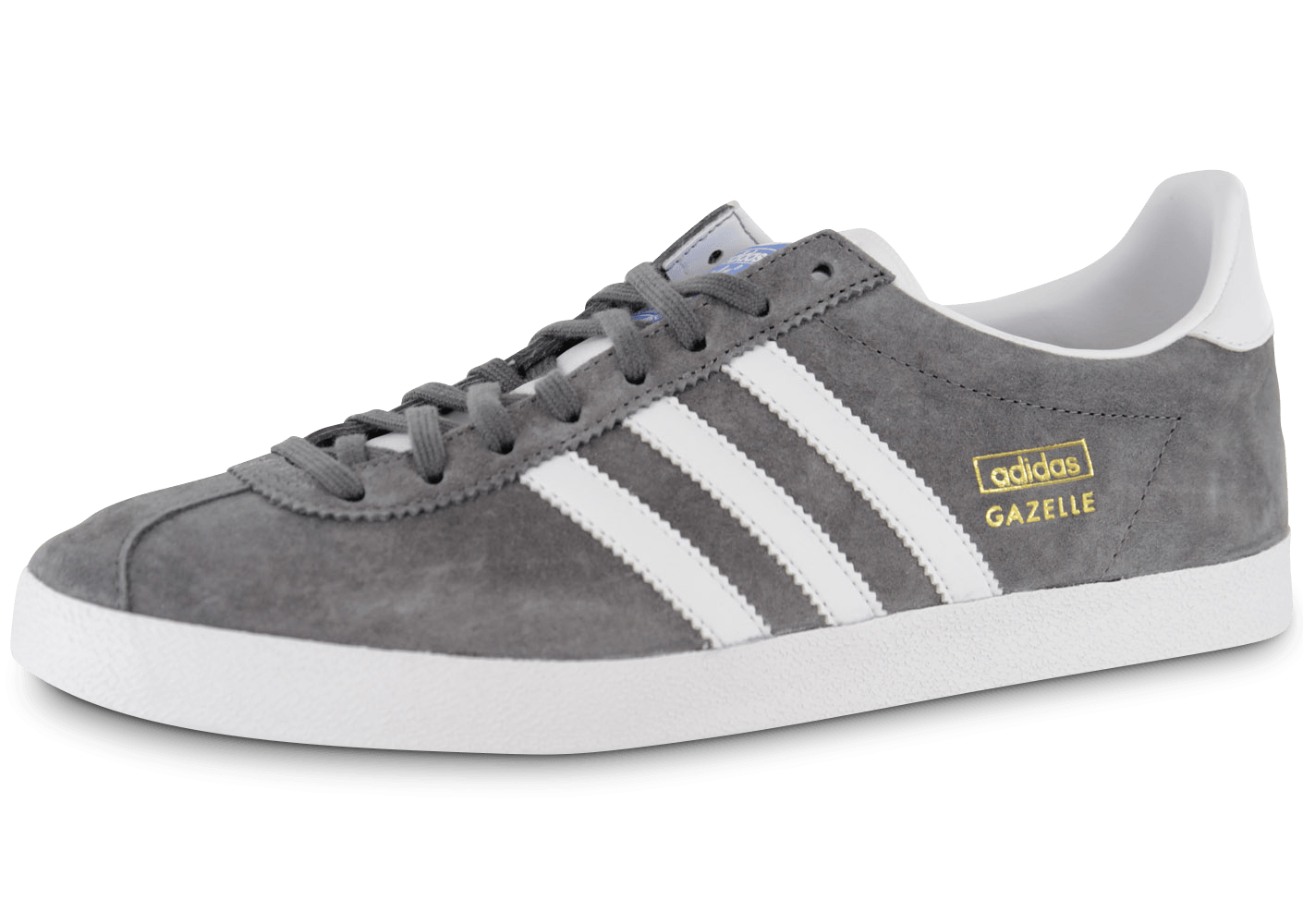 adidas femme basket gazelle grise