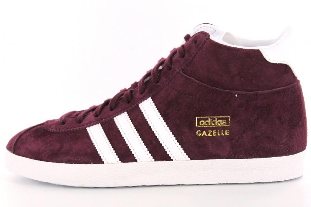 acheter chaussures adidas gazelle montante homme
