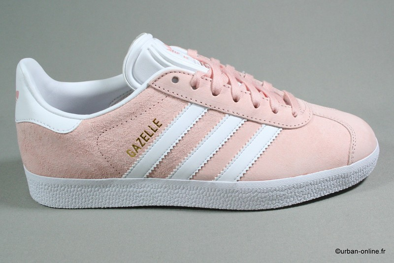 adidas gazelle rose pale