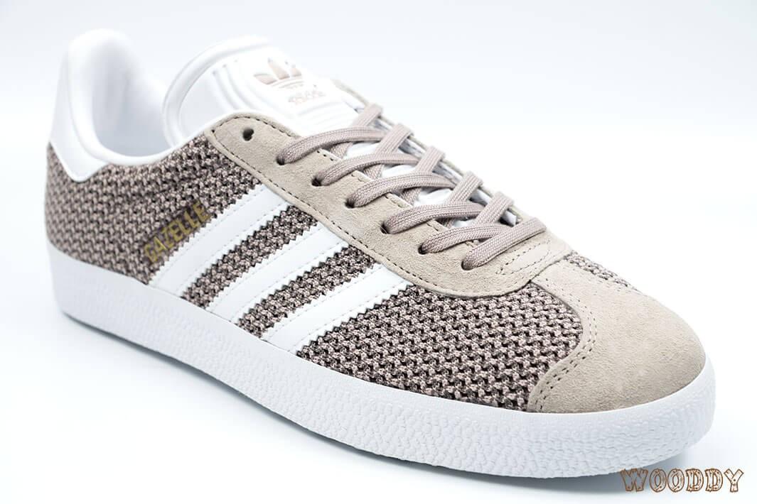 ADIDAS Gazelle noir, Chaussure Homme chez Chaussures Cro te de cuir marques  toile Chaussures blanches Soudé 0b15b9bba102