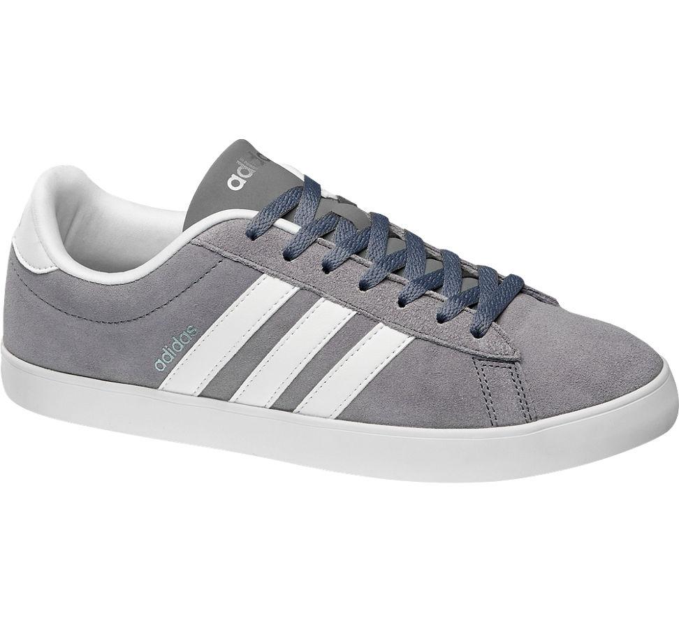 promo code cf63f 9d183 ... low price schuhe sneaker daily team von adidas neo label in blau  deichmann. in love