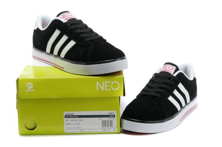 Cher Adidas Neo Pas Acheter Noir DHE2I9