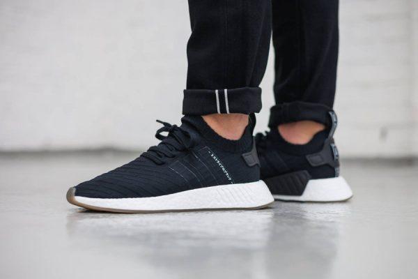 basket adidas nmd noir