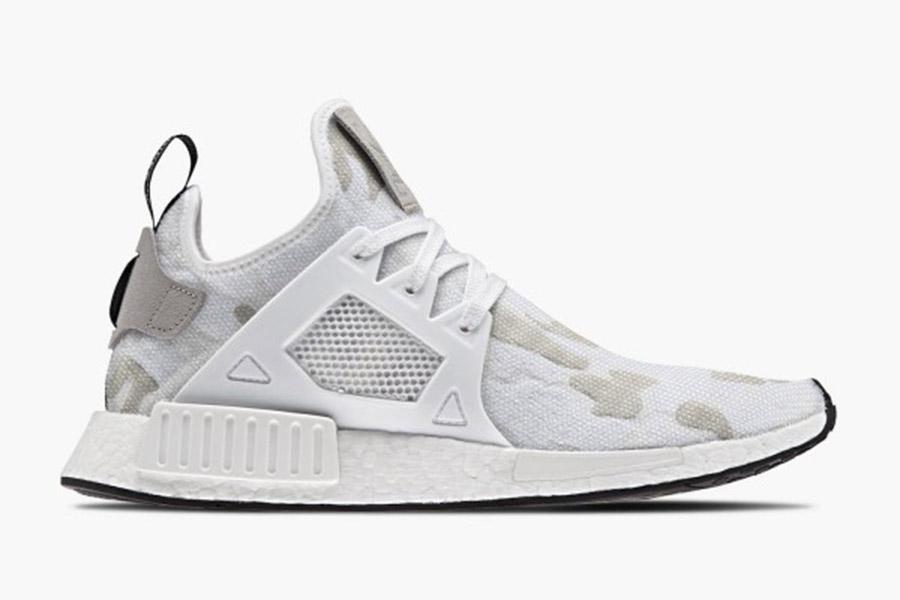 adidas nmd Blanc