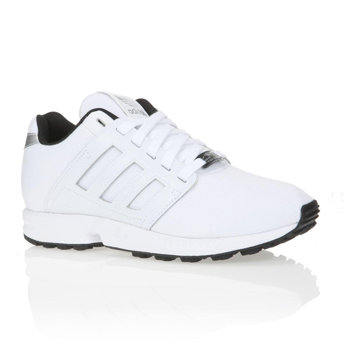 Adidas Acheter Chaussures Cher Baskets Flux Pas Originals Femme Zx rHnrWRqS