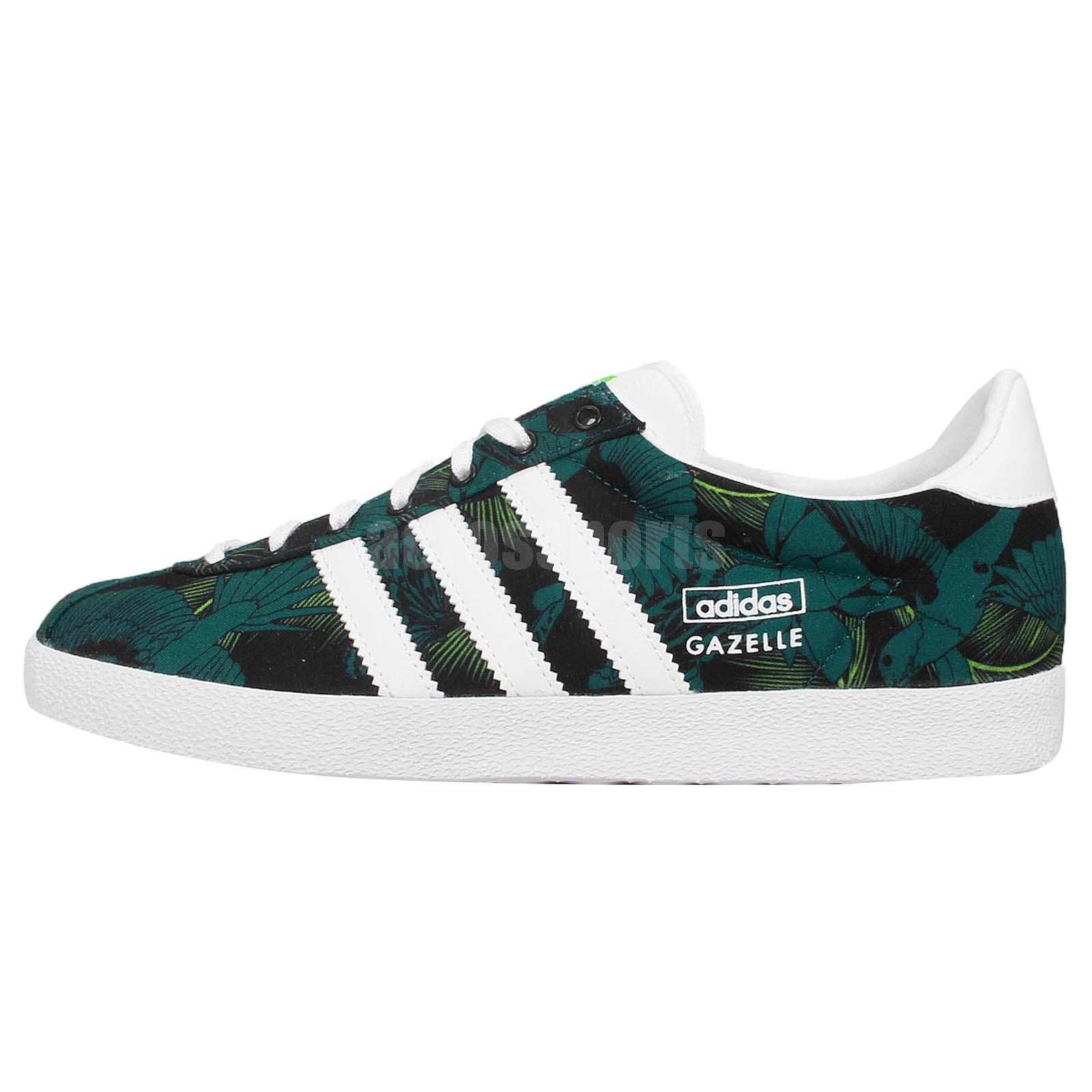 Adidas Originals Superstar - Chaussures Adidas Running Pas Cher Pour Homme Femme  Lotus Print Blanche Gazelle Adidas A Fleur 756705834bbf