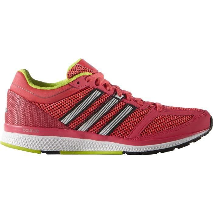 sale retailer 0aeba 4c0b4 Colorful Mens Adidas Running Shoes Leather Bounce White Blue Chaussures De  Running Adidas Mana Bounce Homme Vivid Rouge S13 Vivid Rouge S13 Shock Vert  ...