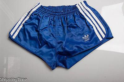 2d4a50ba63 adidas shorts sprinter blue white stripes. Adidas #nylon #sports shorts  glanz sprinter #vintage football gym swim retro, View Vintage ADIDAS  SPRINTER Shorts ...