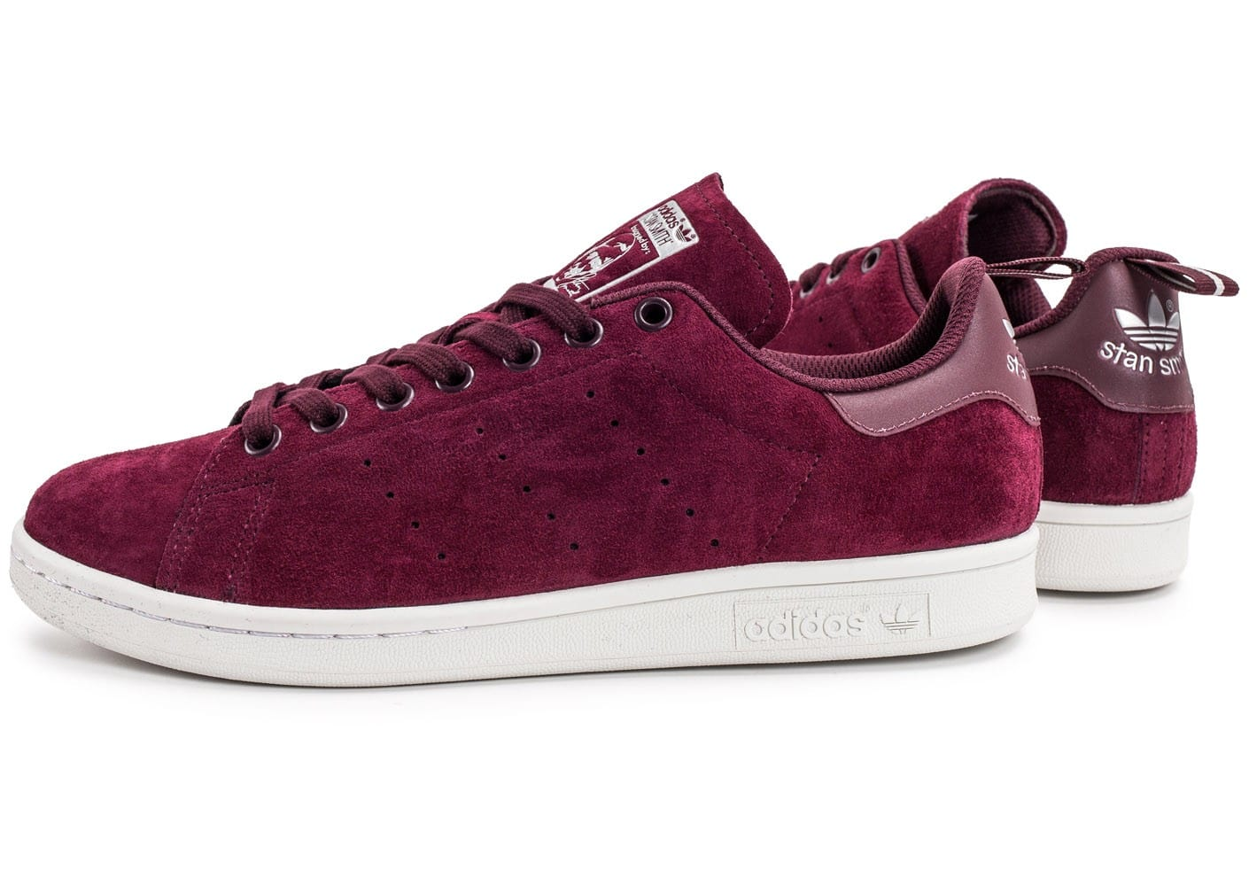 adidas femme stan smith bordeaux