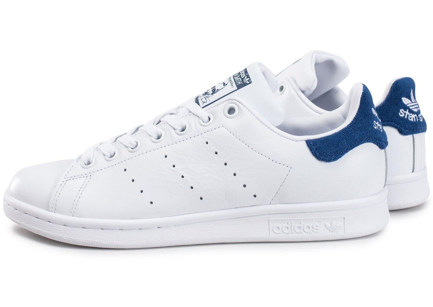 adidas femme stan smith bleu