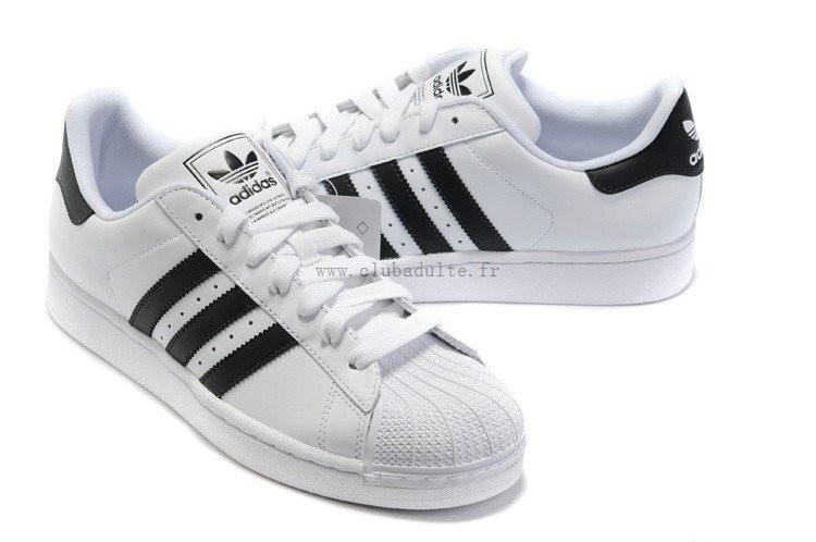 425526721be505 Acheter adidas superstar 2 femme noir et blanche pas cher