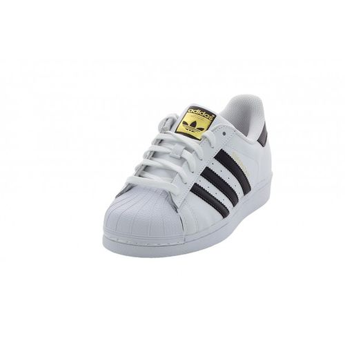taille 40 04d93 4367b Acheter adidas superstar blanche et noir pas cher