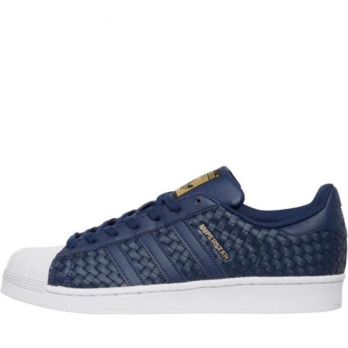 best online lowest price hot sale germany adidas superstar marine bleu and blanc 0343f 9ebdc