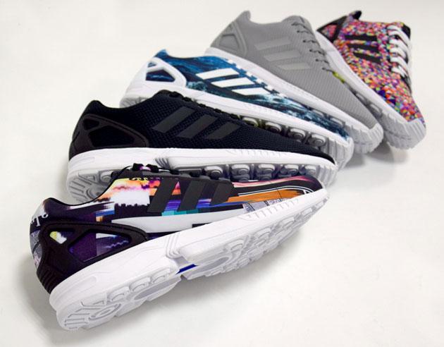 adidas zx flux femme courir