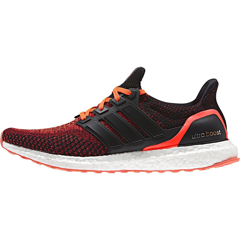 Acheter adidas ultra boost rouge et noir pas cher