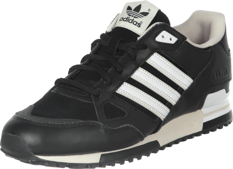 Chaussures de sport Authentique 100% Adidas Zx 750 hommes G64050 Noir bleu blanc - Chaussures .