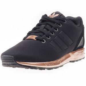 adidas zx flux noir metallic