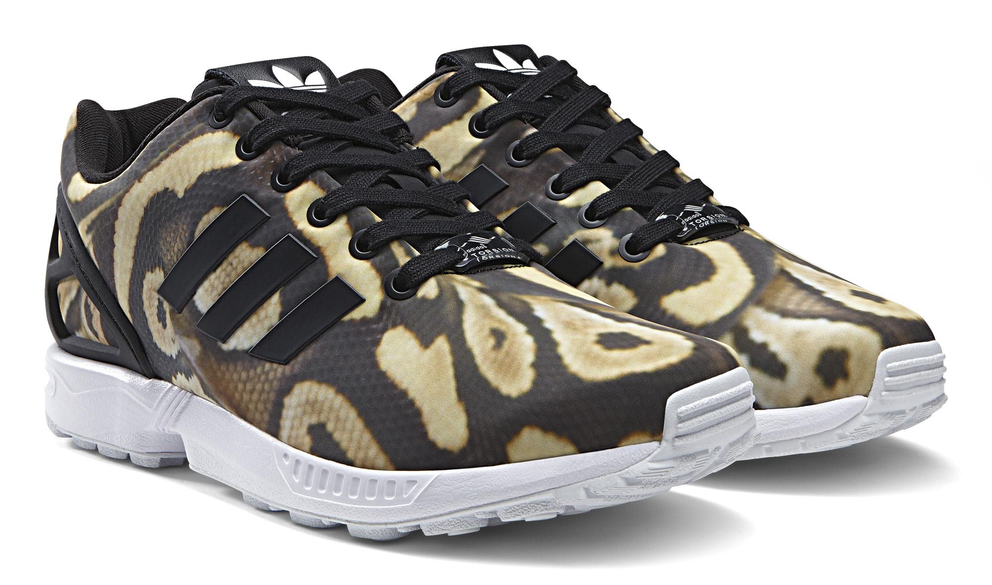 adidas zx flux serpent