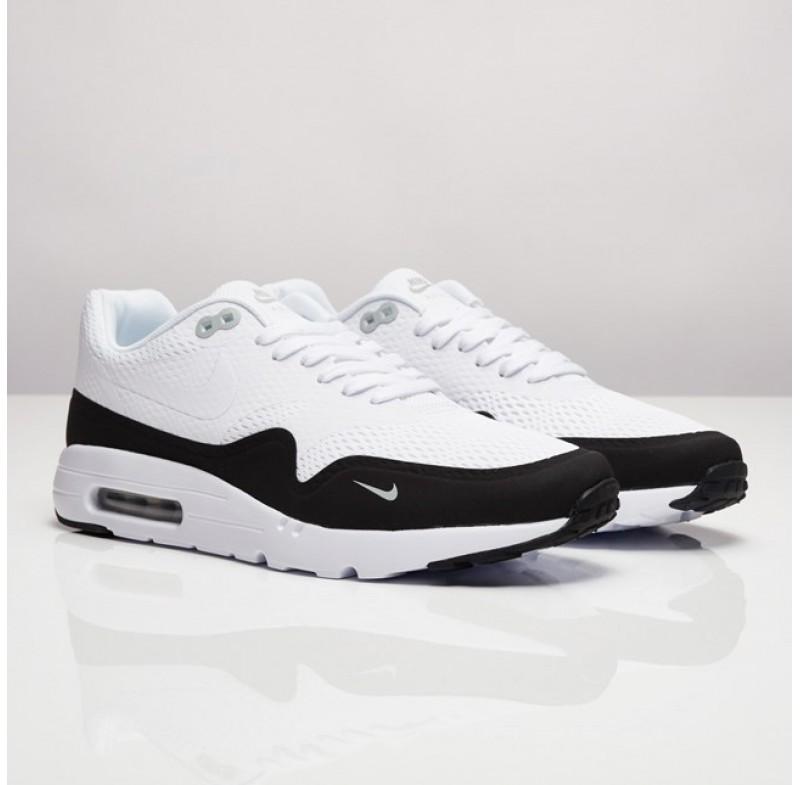 air max 1 blanche et noir