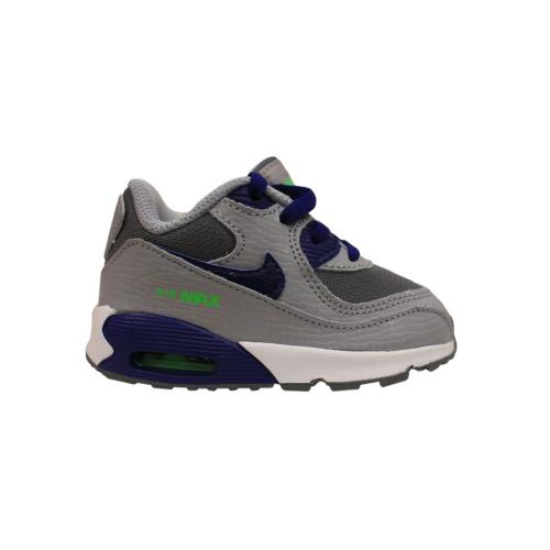 100% authentic 8c0a9 2b4f0 Nike Air Max 90 Mesh Bébé bleue 2016/17. Nike Bleu Homme Gris Air Max 90  Nike Bebe Vente Nike - Basket Air Max 90 Mesh Bebe Gris 724826-005 - Gris  Souris -