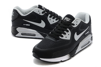 buy popular d6669 ffe60 Chaussures Nike Air Max 90 Noir Blanc Homme 005 K) wf Site Officiel Homme  Nike Air Max 90 Noir Blanc Rouge achat air max,nike max 90 noir et blanche  homme ...