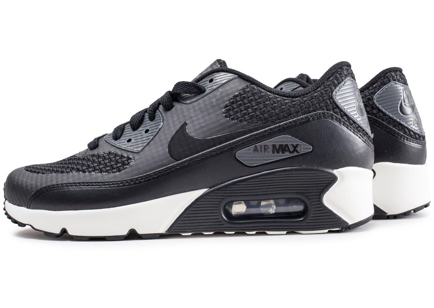 the best attitude 47184 75266 Nike - Air Max 90 Ultra 2.0 Se Gar on Fille Chaussures Gris air max 95 noir  gris blanc UIS- 2GlQH ... Air Max 90 Homme noir gris blanc.