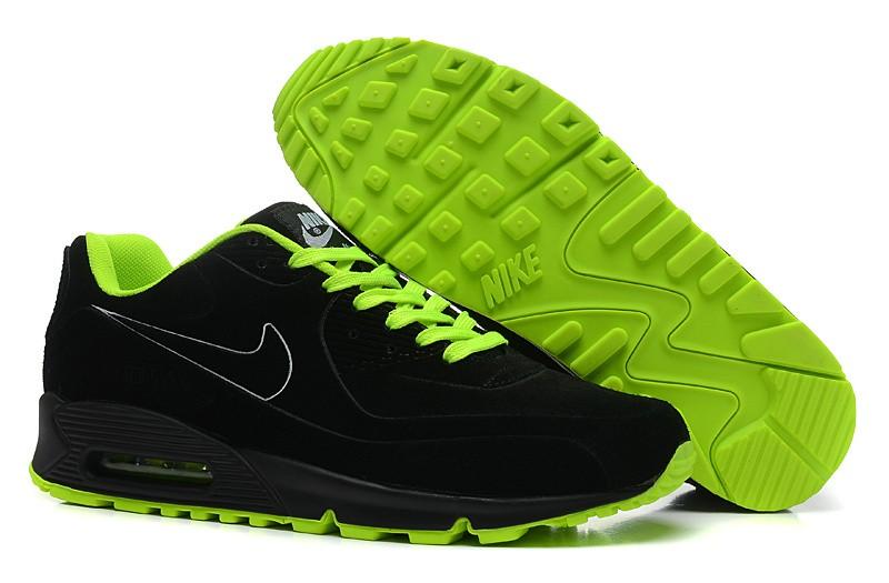 845a465d652d ... hot découvrez tous les styles de air max 90 vert jaune rouge pour  hommes femmes et ...