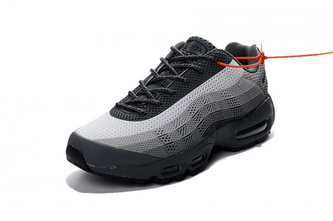 mieux aimé f953a 4313c get nike air max 95 gris and blanc a500d abc6e