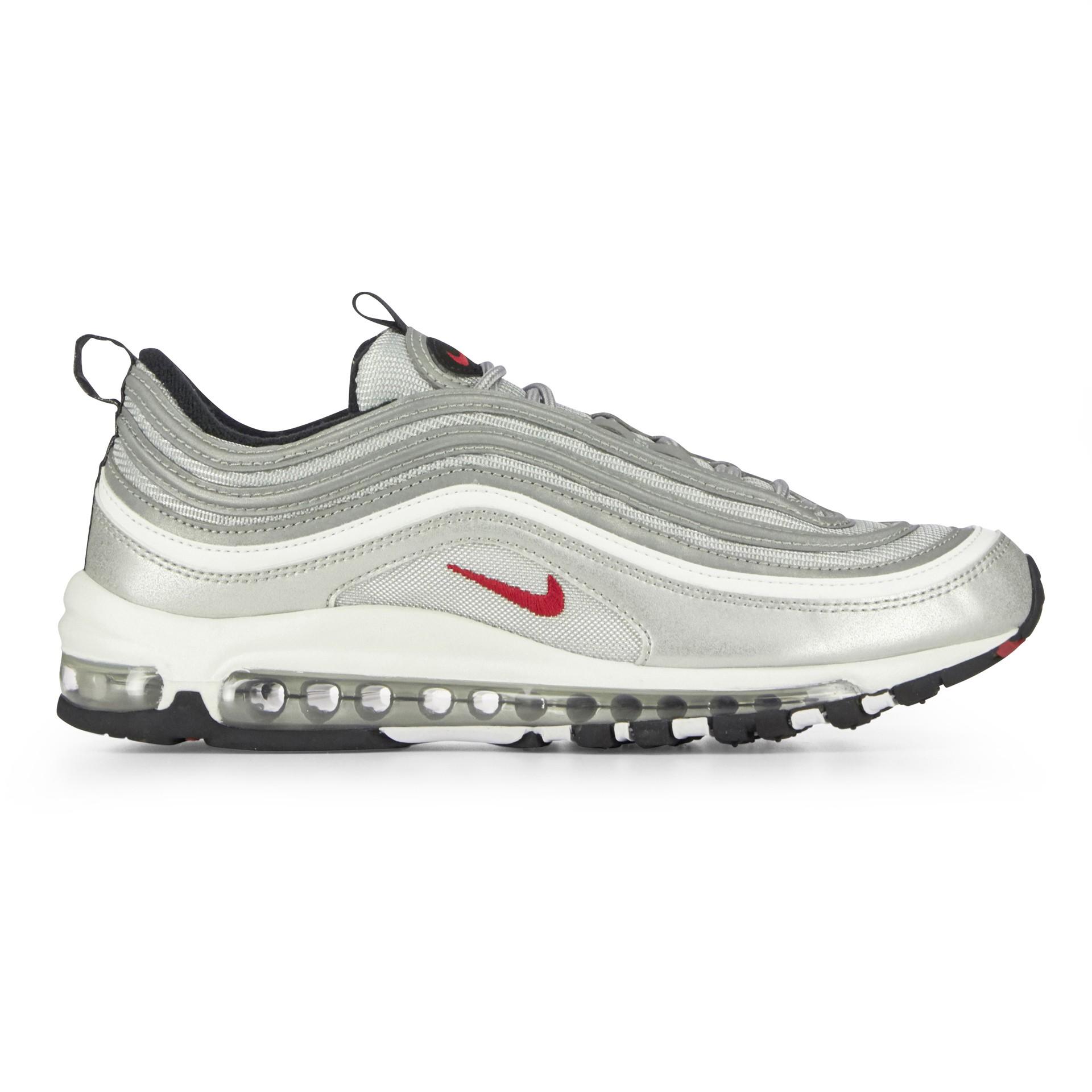 online store 4a646 79c05 Chaussure de training Nike Air Max 97 Cobblestone/Blanc 921826 002 ... chaussure  air max homme pas cher magasin soldes,nike air max 97 noir,nike basket