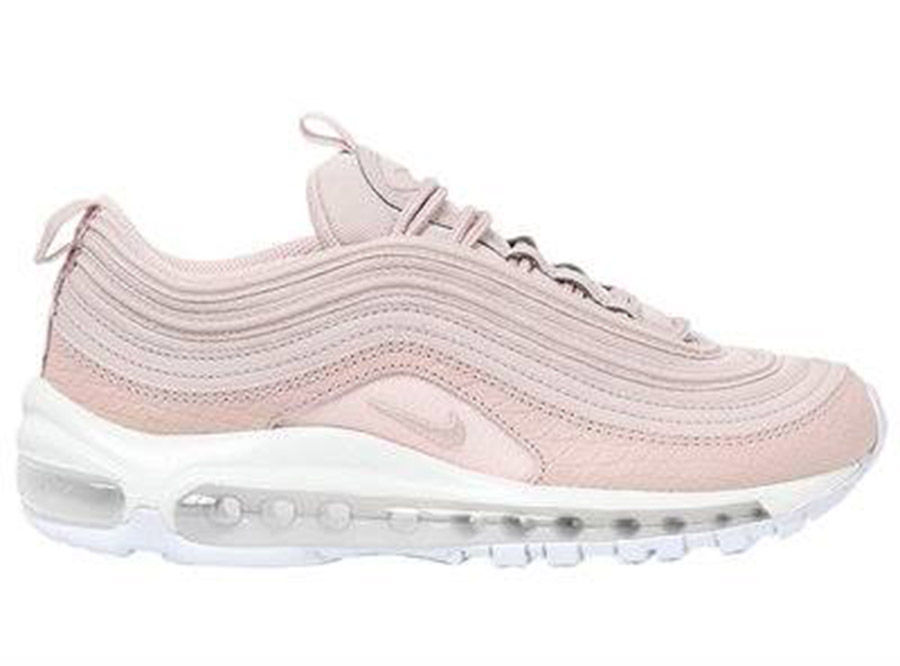timeless design c8453 cdaa3 Chaussures Nike Air Max 97 Femme Pas Cher Prix Rose Blanc 312834 ID005 Nike  Femme Nike Air Max 97 Ul Sneakers Chaussures Femme Chaussures Nike Sortie  ...