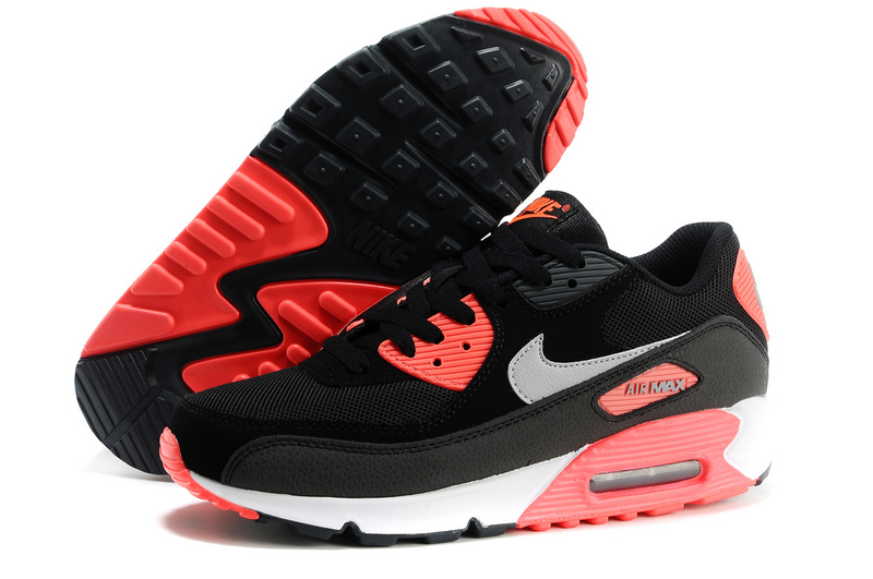 f9633d60e94fe Arrivée De Nouveaux baskets nike femme pas cher,air max 90 noir et blanche  femme soldes. Chaussures Nike Air Max 90 Ultra SE Gris Homme En Solde -  Vente ...