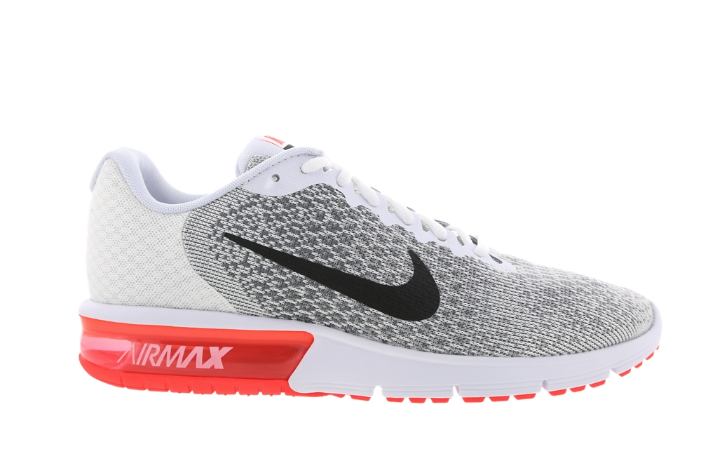 huge selection of 1f827 c08c5 Nike AIR MAX SEQUENT 2 ROUGE  BLANC  150251   u2013 Nike AIR MAX Homme ...  Nike Performance AIR MAX SEQUENT 2 Homme Rouge Homme Chaussures - Baskets -  Nike ...