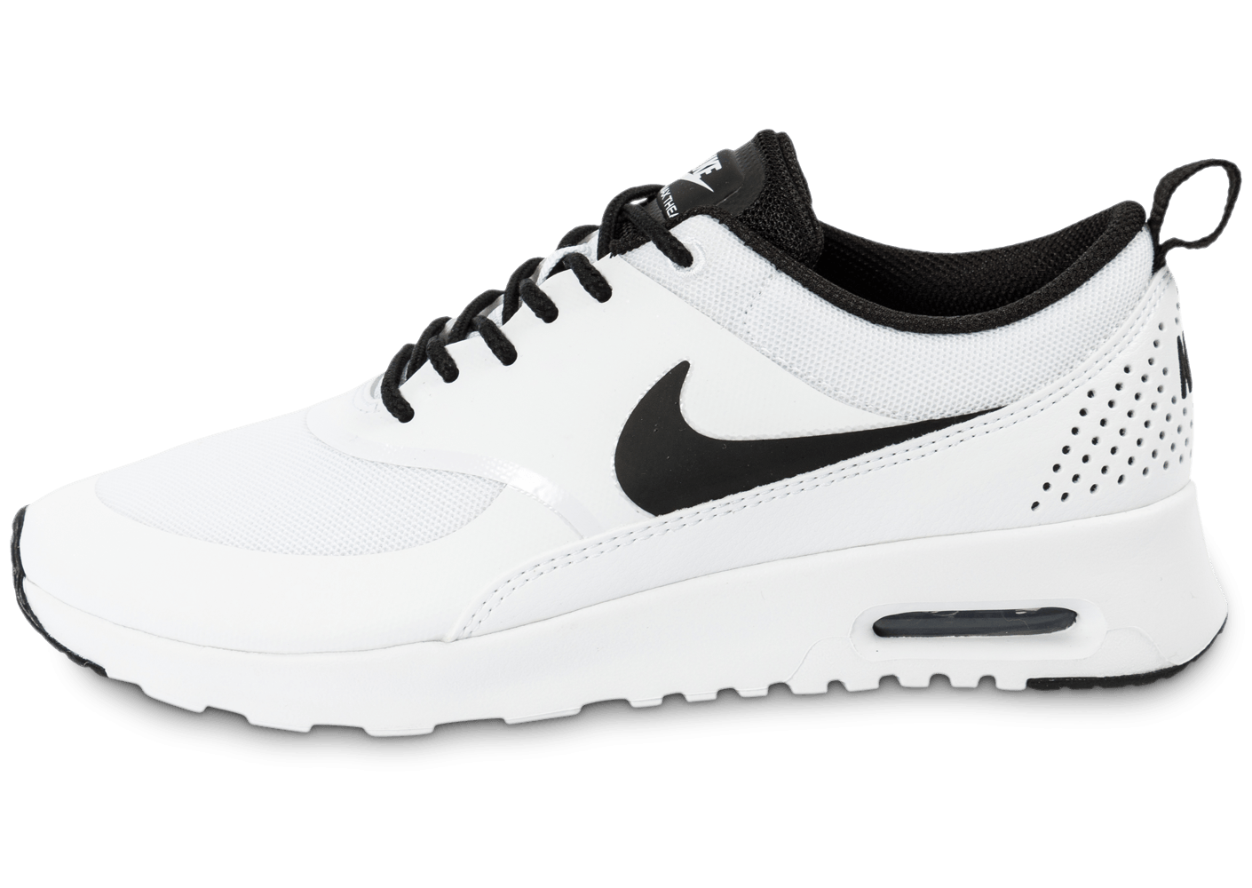 new product 2018 sneakers finest selection norway nike air max thea tout noir femmes bf031 c11fe