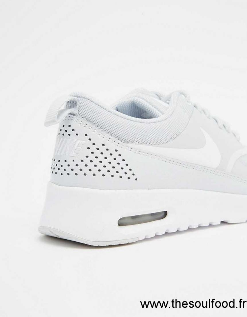 sports shoes f64e1 80f44 Acheter air max thea blanc platine pas cher