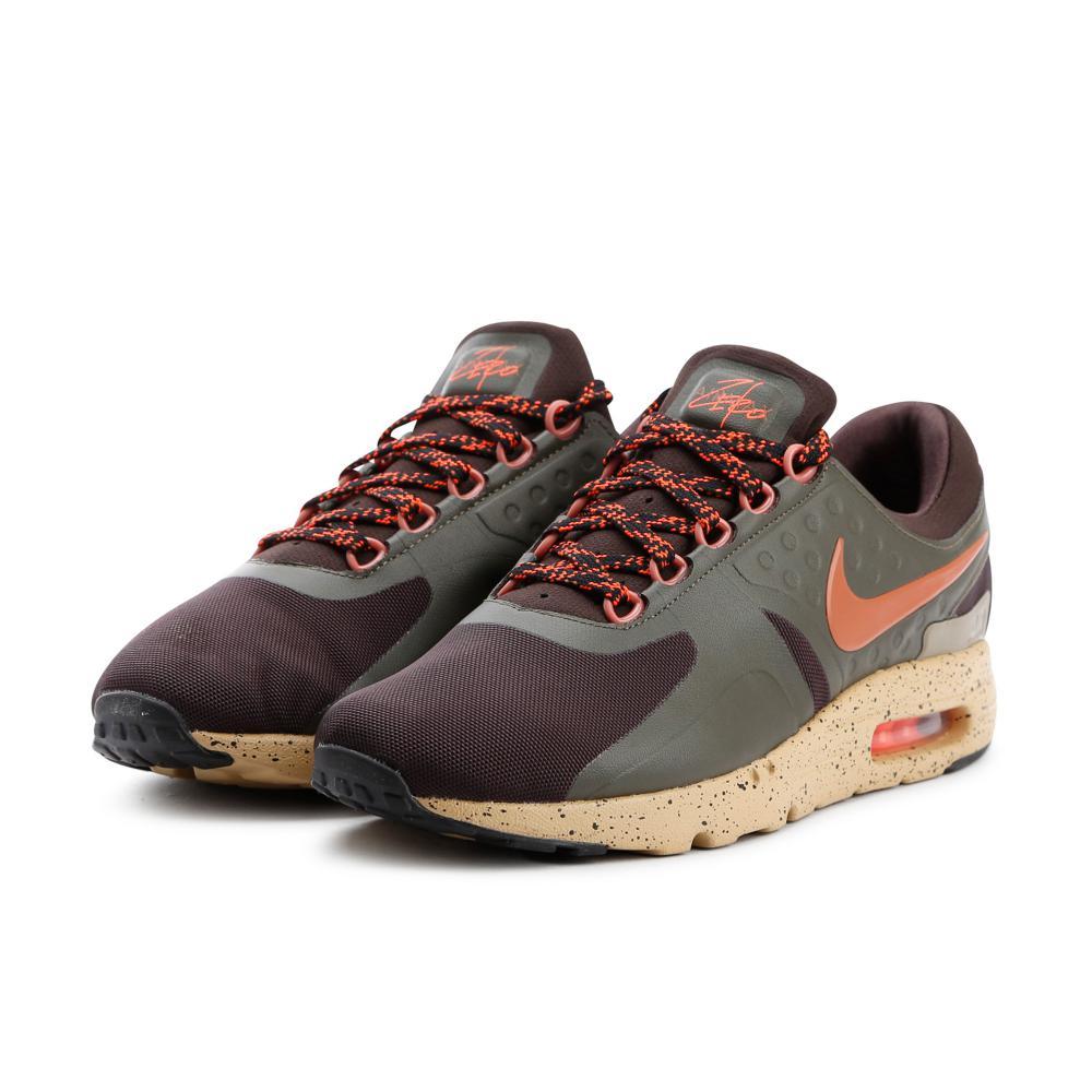 the latest 70a13 33470 Nike Wmns Air Max Zero Liberty 2015 - Chaussures Nike LIB Sportswear Pas  Cher Pour Femme ... ... Chaussures Nike Air Max Zero Femme Pas Cher Prix  Rose Brun ...
