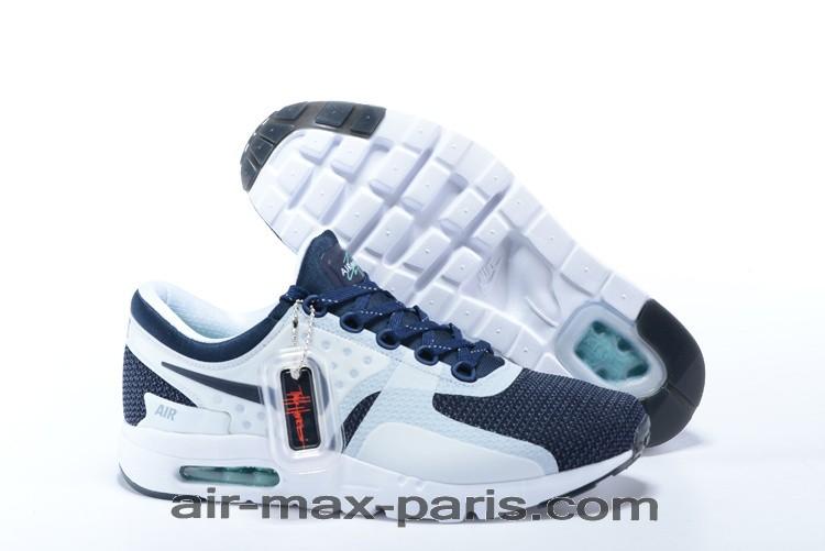 air max zero bleu marine