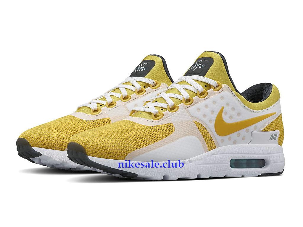 sports shoes 5e0b2 11f39 Acheter air max zero jaune femme pas cher