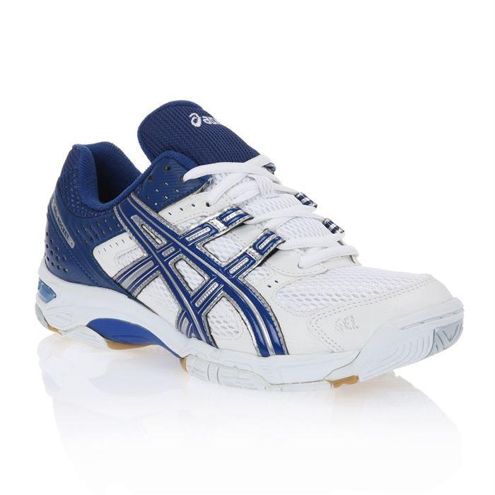 Asics - Chaussures Gel Defense Alpha 2 Sport en Salle Femme Gris - pas cher  Achat   Vente Chaussures running 26YrgS3F 7938192274f