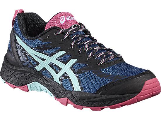 Contemporain Asics Bonne Réputation Asics GEL-FujiTrabuco 5 W Asics Gel  FujiTrabuco 6 W pas cher - Chaussures running femme running Trail en promo 3af5fe45a5b6