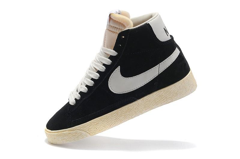 reputable site 742ea 27032 Nike - Basket Blazer Mid Premium - 429988-006 veste blazer homme gant,basket  blazer fille pas cher,nike blazer femme personnalise