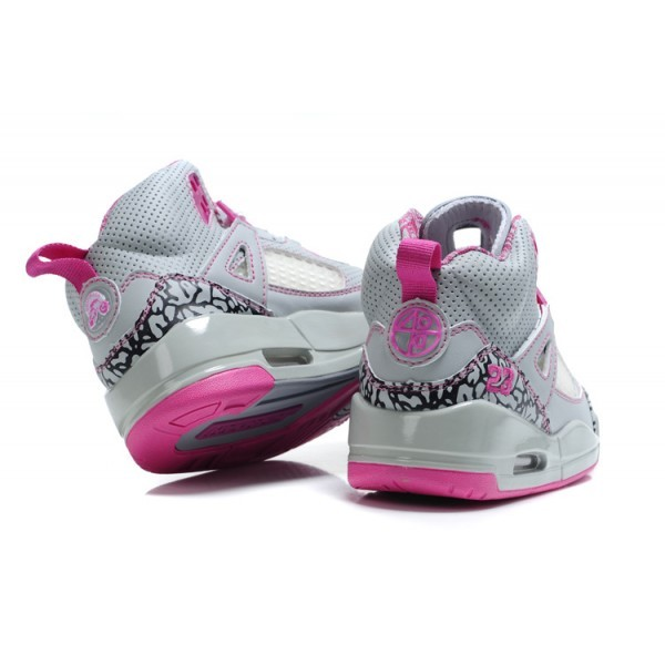 basket air jordan fille