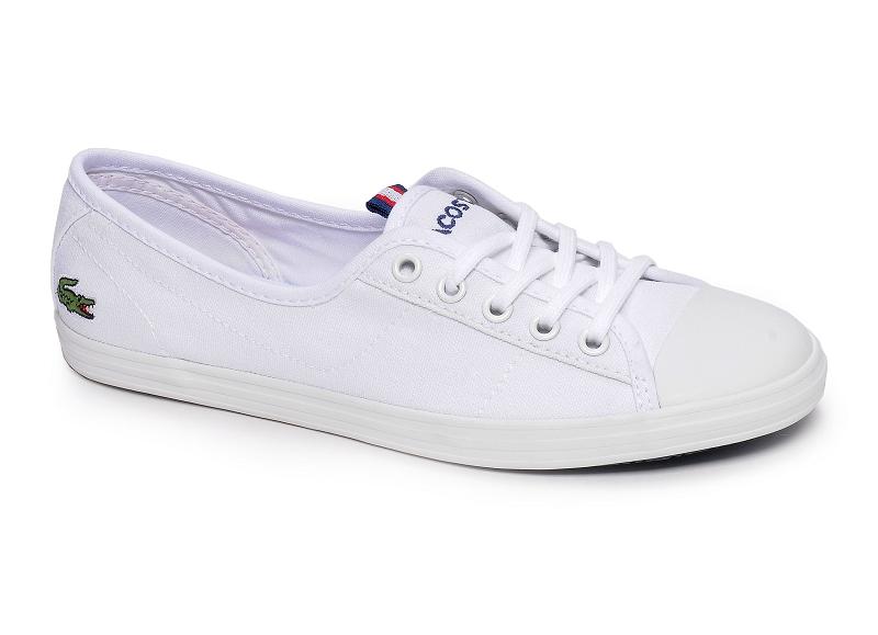 2b9cc439ad Baskets Lacoste ZIANE CHUNKY 118 2 Noir vue détail/paire boutique  Chaussures LACOSTE Femme Ziane Cor Spw Sombre Bleu/Sombre Bleu
