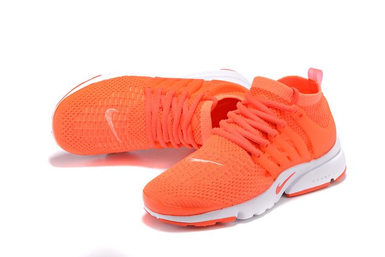 Acheter basket nike femme orange pas cher