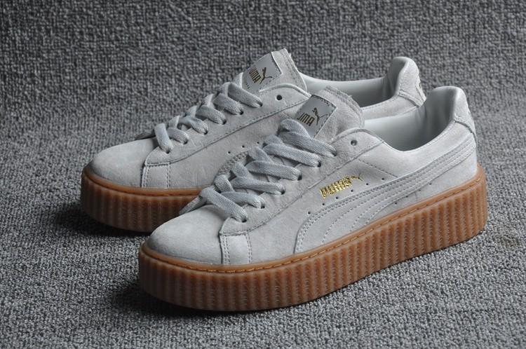 Puma Creepers Rihanna : Acheter Chaussures PUMA en ligne