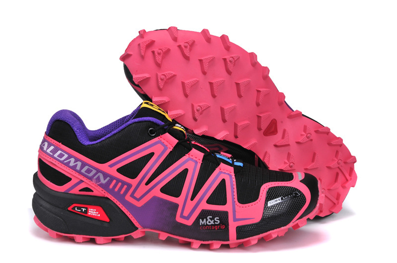 new arrival 97886 43b7b basket salomon fille